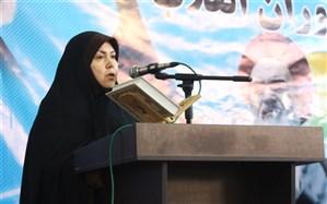 برگزاری مانور تشکیلاتی یاوران انقلاب در چهاردانگه