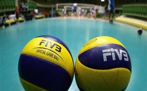 مسابقات والیبال ملتهای جهان در اردبیل برگزار می شود