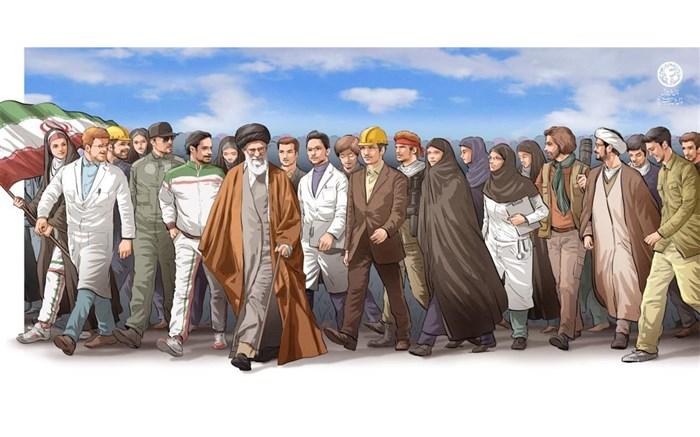 بیانیه راهبردی در چهلمین سالروز پیروزی انقلاب اسلامی