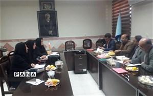 برگزاری نشست مدیران مدارس متوسطه دوره اول سمپاد استان یزد