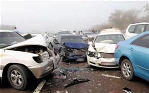 تلفات ناشی از تصادفهای جادهای در یک سال گذشته افزایش یافت