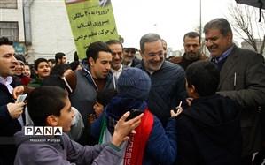 بطحایی: جوانان و نوجوانان مخاطبان اصلی رهبر انقلاب هستند