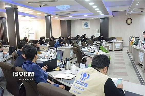 دومین نشست نمایندگان نهمین دوره مجلس دانشآموزی قطب دو کشور در ارومیه 3