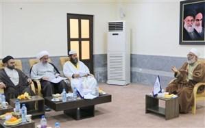 جلسه دفاعیه پایان نامه سطح 3 در بوشهر برگزار شد