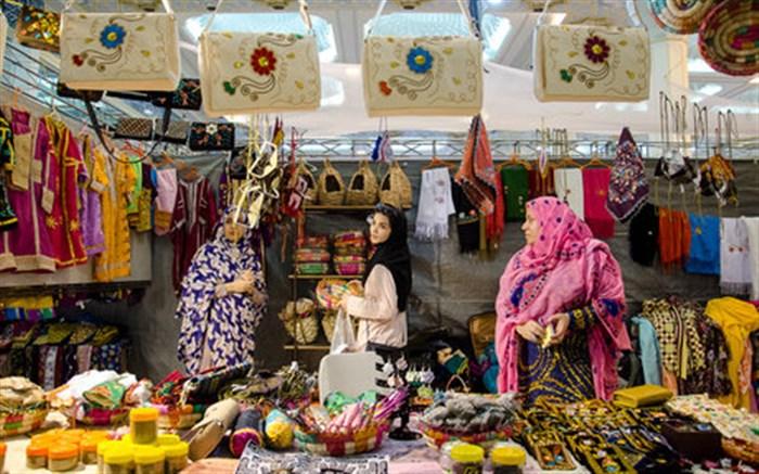 درخشیدن هنر صنایع دستی گیلان از جلوه های نمایشگاهی است