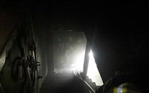 جزئیات آتشسوزی ساختمان کفاشی در باغ سپهسالار