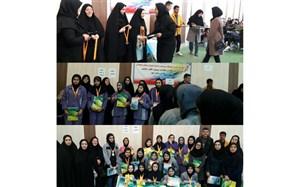 تیم دختران ناحیه 1 همدان، قهرمان مسابقات  شطرنج دانش آموزی  استان شد