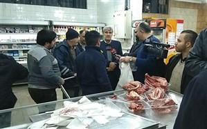 آغاز توزیع گوشت قرمز برای  تنظیم بازاردربیرجند