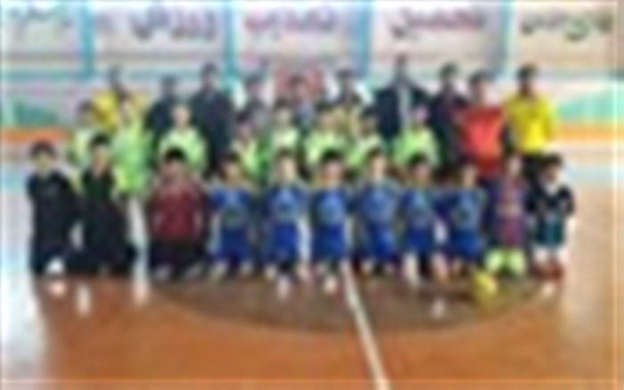 برگزاری مسابقات والیبال  ( یادبود شهید علی دائمی ) در آموزشگاه های گناباد