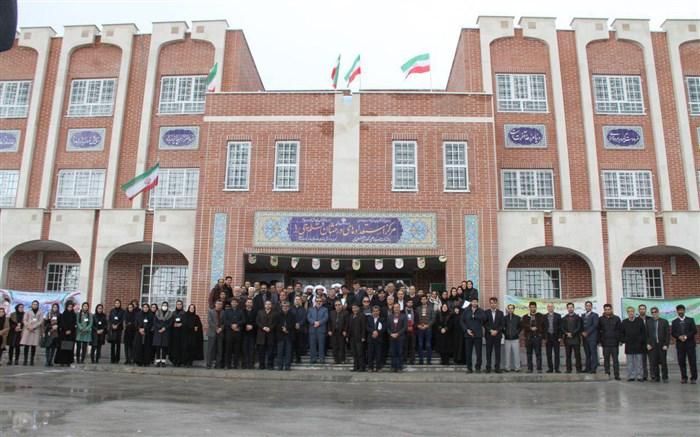 افتتاح مرکز استعدادهای درخشان شهید بهشتی تربت جام