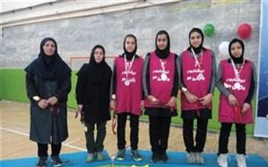 تیم دانش آموزی بسکتبال نیشابور نایب قهرمان کشور شد