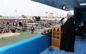 روحانی: رهبری گفتند فرمانده جنگ اقتصادی باید رئیسجمهوری باشد