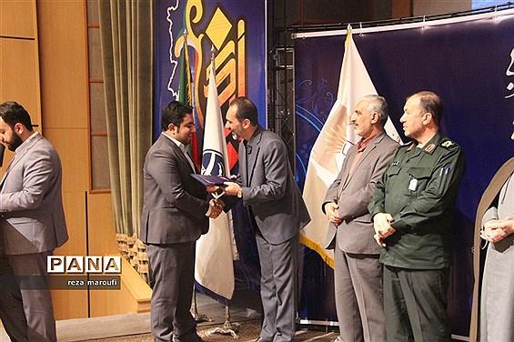 آیین تجلیل از برترینهای نخستین جشنواره رسانهای ابوذر در آذربایجان غربی