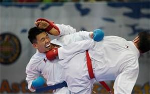 شیوع کرونا ویروس کاراته قهرمانی آسیا را لغو کرد