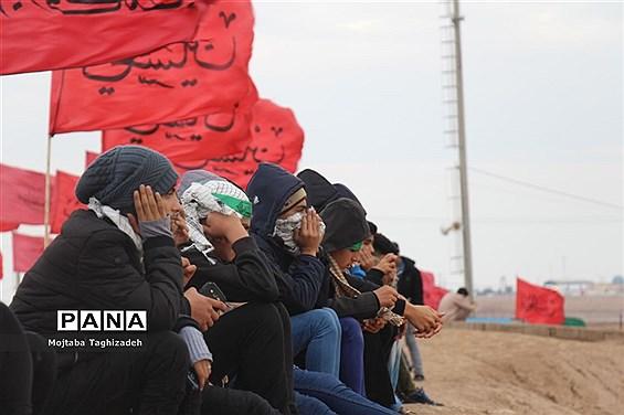 اردوی راهیان نور دانشآموزان پسر مازندران