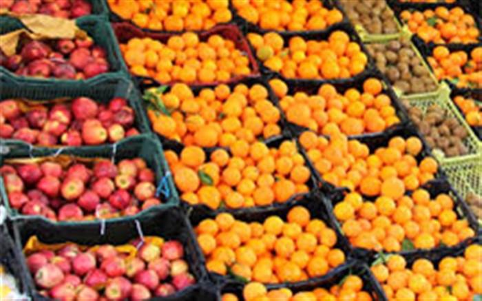 ذخیره سازی میوه شب