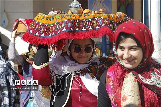 جشنواره دانشآموزی بومی محلی مازندران