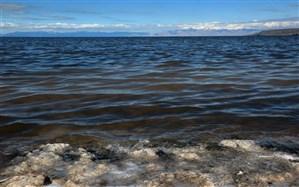 تراز دریاچه ارومیه 40 سانتی متر افزایش یافت