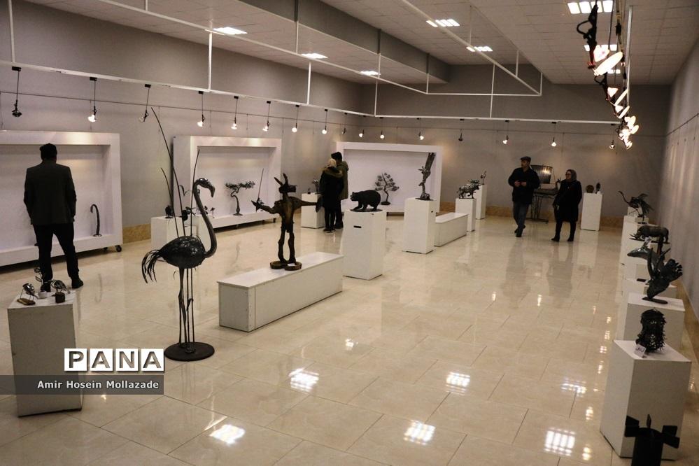 نمایشگاه «قصههای فلز »