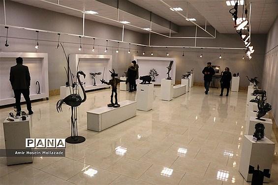 نمایشگاه انفرادی «بهداد لاهوتی» درگالری هدایت