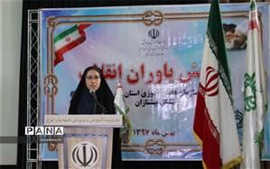 موفقیت های  بانوان ایرانی  ناشی از حس مسئولیت پذیری بالای آنان است