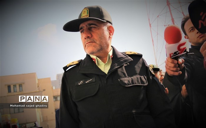 رئیس پلیس پایتخت