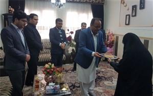 مدیر سازمان دانشآموزی استان سیستان و بلوچستان: تکریم خانواده شهدا وظیفه ملت ایران است