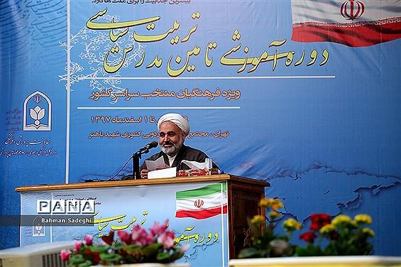 حجتالسلام عسگری: باید دین را در جامعه بطنی و متنی کنیم