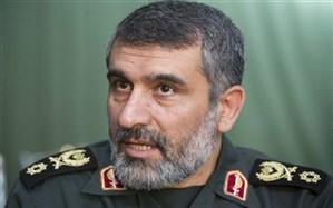 فرمانده نیروی هوافضای سپاه: صهیونیسمها جمع کنند و بروند