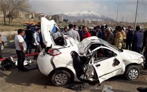 بیشترین تصادفات درون شهری بهمن ماه در چه ساعتی رخ داد