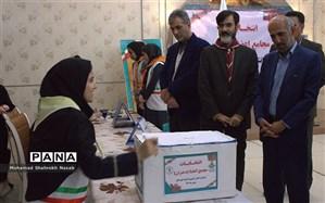 انتخابات مجامع اعضاء و مربیان  خانم سازمان دانش آموزی خوزستان برگزارشد