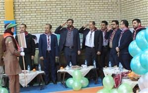 سید مجتبی هاشمی: مانور یاوران انقلاب نمایش آمادگی دفاعی و تشکیلاتی پیشتازان سازمان دانشآموزی است