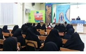 کارگاه آموزشی مدیریت فضای مجازی و آسیب های اجتماعی فیروزه برگزار شد
