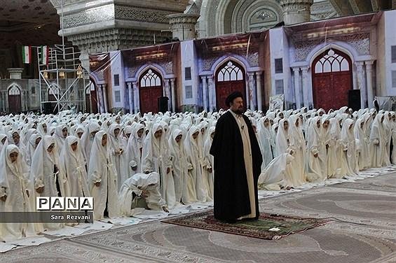 جشن طوبائیان از فرش تا عرش در حرم امام راحل