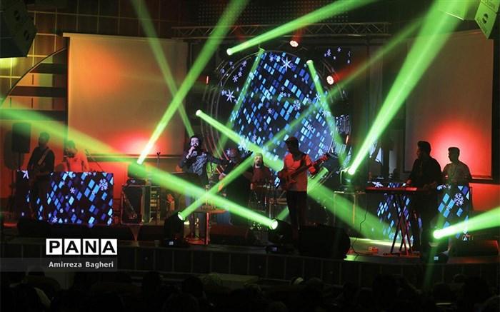 کنسرت هوروش بند در آمل