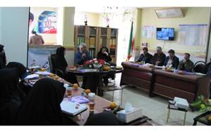 برگزاری جلسه هم اندیشی معاونین پرورشی آموزش و پرورش فیروزکوه