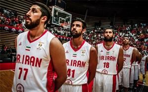 مصطفی هاشمی: بسکتبال ایران در بهترین وضع سالهای اخیر قرار دارد