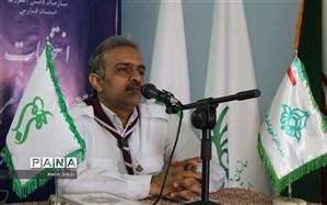 رئیس سازمان دانش آموزی فارس: سازمان دانشآموزی میتواند متولی جریانسازی تربیت فرهنگی اجتماعی در کشور باشد