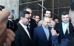 وزیر ورزش در ساری: سالن چند منظوره ماهفروجک در هفته دولت  سال۹۸ افتتاح میشود