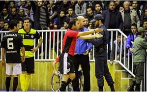 بازداشت مدیرعامل سوهان محمد سیما بعد از دیدار مقابل مس سونگون