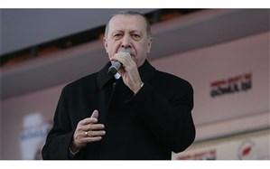 اردوغان: به دنبال تسریع در بازگشت آوارگان سوری هستیم