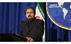 سخنگوی وزارت خارجه: تبعه فرانسوی بازداشت شده آزاد شد