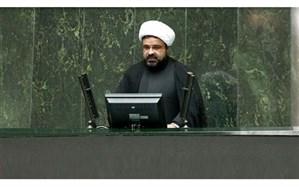 گریه نماینده بوشهر در مجلس