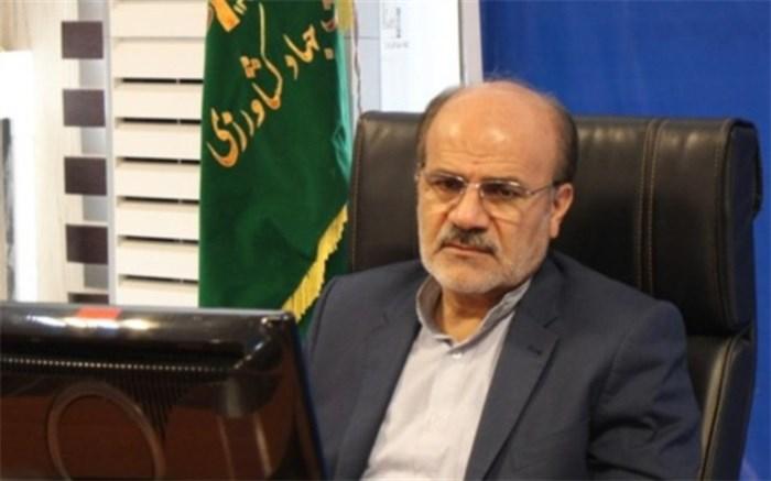 رئیس سازمان جهاد کشاورزی استان البرز