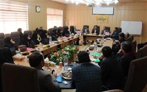 انتخابات مجامع اعضا و مربیان سازمان دانشآموزی استان سمنان برگزار شد