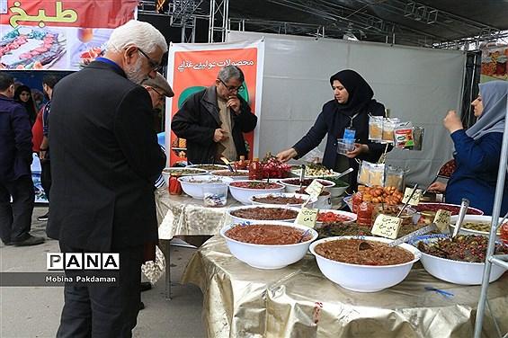 جشنواره عرضه و طبخ آبزیان در ساری