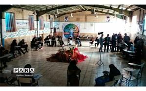 برگزاری مسابقات فرهنگی و هنری در درگز