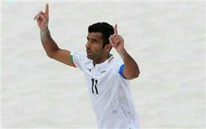 فوتبال ساحلی بازیهای ساحلی قهرمانی جهان؛ ایران گام اول را محکم برداشت