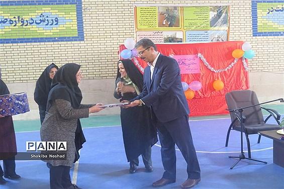 جشن ولادت با سعادت حضرت فاطمه زهرا(س) و روز زن در دبیرستان سهام خیام بوشهر