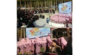 برگزاری جشن میلاد حضرت فاطمه زهرا (س) در پارک بانوان کاشمر